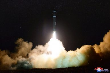 North Korea's Hwasong-15 and the Odds for Diplomacy in 2018