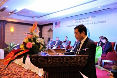Mekong Disaster Drills Highlight US-ASEAN Subregional Cooperation