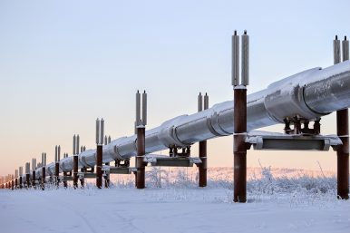 What Caused China's Squeeze on Natural Gas?