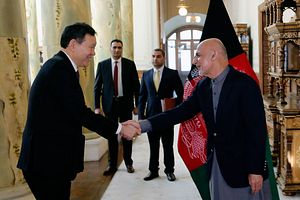 Central Asian States Step Up Afghan Diplomacy