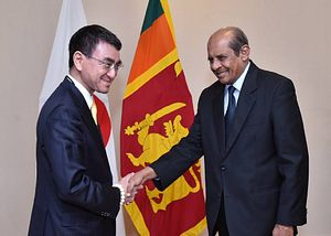 Japan Claims a Stake in Sri Lanka's Ports