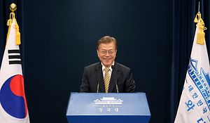 Blame the Heat? South Korean President Moon's Approval Rating Reaches Record Low