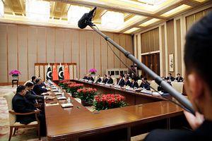 Pakistan's Burgeoning Relationship with China