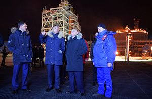 China's Stakes in the Russian Arctic