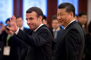 France and China's Green Silk Roads