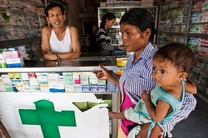Cambodia and the West's Common Enemy: Tuberculosis
