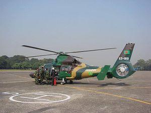 Bangladesh's Ambitious Military Modernization Drive