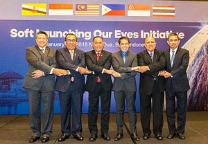 EU-Indonesia Terrorism Meeting Puts 'Our Eyes' Intelligence Initiative in the Spotlight