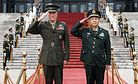 China's Senior General to Face Military Prosecution on Suspicion of Bribery
