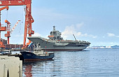 China's Type 001A Carrier Continues Sea Trials Amid Possible Complications