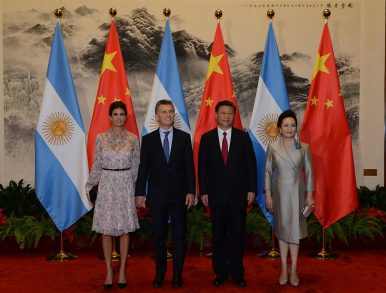 As America Withdraws From Latin America, China Steps in