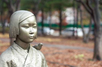 South Korea Decides to Dismantle 'Comfort Women' Reconciliation and Healing Foundation