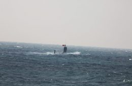 Japan Identifies Chinese Submarine in East China Sea: A Type 093 SSN