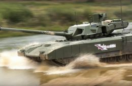 Serial Production of Russia's Deadliest Tank to Begin in 2020