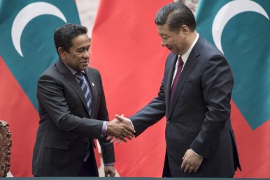 The China-Maldives Connection