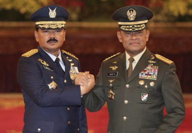 Indonesia's New Military Commander
