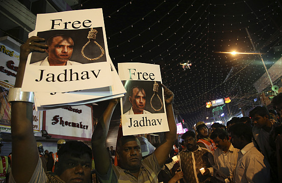 With the ICJ's Verdict on Kulbhushan Jadhav Near, How Will India and Pakistan React?