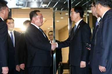 An Olympic Feat: North and South Korea Engage in High-Level Talks