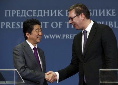 Japan, China, and the Western Balkans