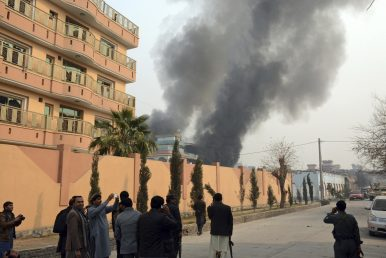 Islamic State Claims Attack on Save the Children Office in Jalalabad