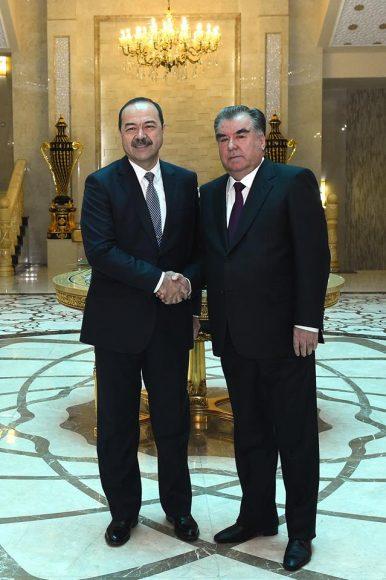 Promise of Progress: Visas and Borders on the Uzbek-Tajik Agenda