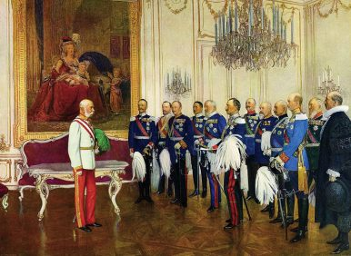 What Austria's Emperor Franz Joseph Can Teach Trump About War With North Korea