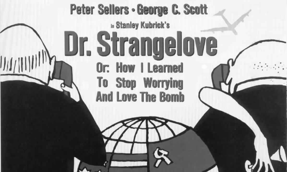 dr strangelove file analysis Dr strangelove or: how i learned to stop worrying and love the bomb is a 1964 film by stanley kubrick the movie draws upon events of the early 1960s, the cold war and the nuclear threat, to create a comedy about nuclear war and disaster dr strangelove is one of the masterpieces of cold.