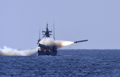 Pakistan Tests An Indigenously Developed Anti-Ship Cruise Missile