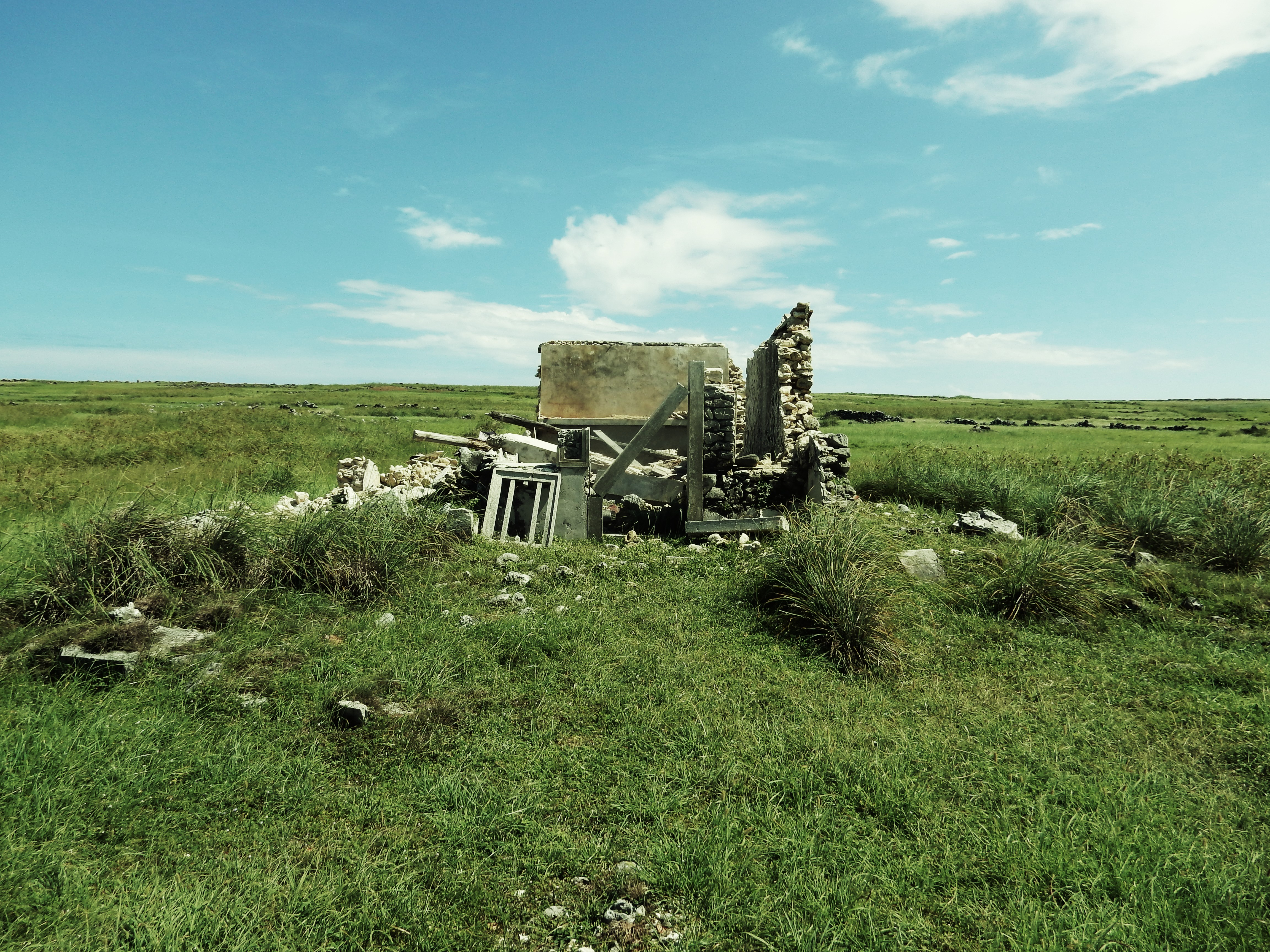 The Abandoned Island of Xiji