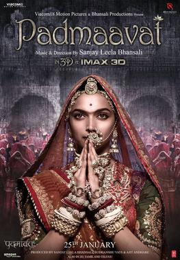 Padmaavat and Beyond: India is Being Terrorized by Those Intolerant of Movies With Mythical Female Figures