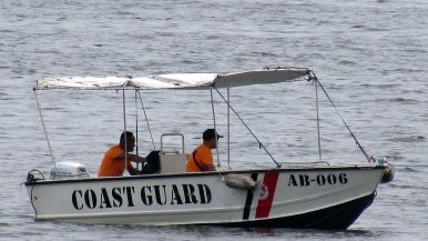 How Does Duterte Use the Philippine Coast Guard?