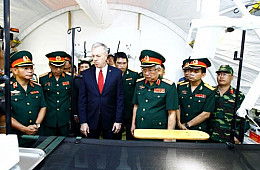 What's Next for Vietnam's New Military Peacekeeping Role?