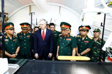 What's Next for Vietnam's New Military Peacekeeping Role