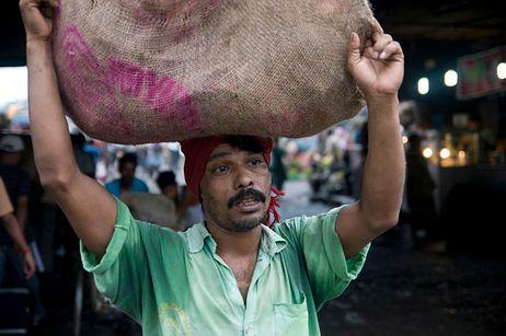 The Human Forklifts of Kolkata