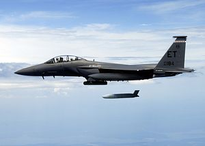 US F-15 Fighters Can Now Fire New Stealthy Standoff Cruise Missile