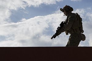 The US is Considering Deploying Another Marine Expeditionary Unit to Asia