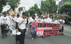 Bali Fights Back