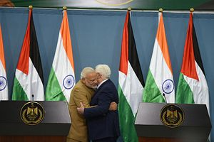 Time for India to Play a Role in Israel-Palestine Peace?