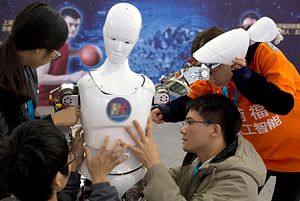 China's AI Agenda Advances