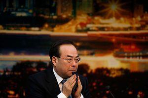 Sun Zhengcai Charged With Bribery
