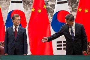 China-South Korea Relations: A Delicate Détente