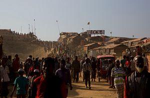 The Rohingya in Bangladesh: Living in Limbo
