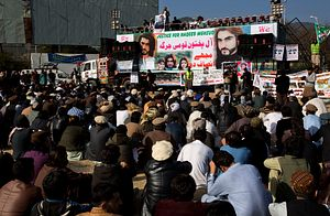 Pashtun Tribes Stage Unprecedented Protest in Pakistan
