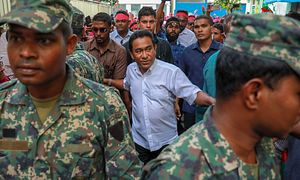 The Maldives Crisis Presents a Window of Opportunity for India