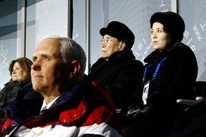 US VP Avoids North Koreans, Stresses 'Maximum Pressure' Ahead of Olympics