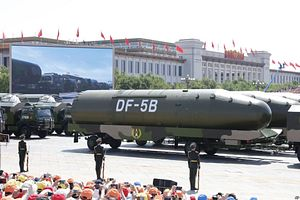 Is China Abandoning Its 'No First Use' Nuclear Policy?