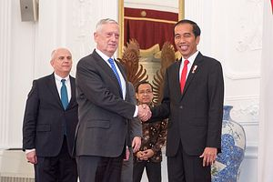 US-Indonesia Defense Relations in the Spotlight with F-16 Fighter Jet Ceremony