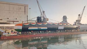 India Moves Forward With Local Construction of Six Diesel-Electric Attack Subs