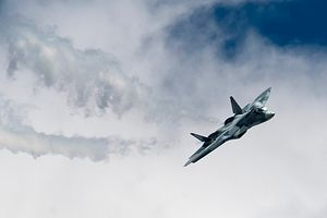 Russia Offers India its Su-57 Stealth Fighter (Again)