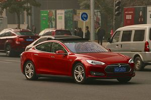 Driving Down a New Road: New Energy Vehicles in China's Green Transition